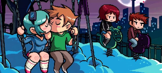 22 minutes of gameplay co-op Scott Pilgrim vs. The World: The Game