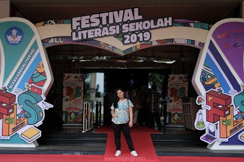 Festival Literasi Sekolah 2019