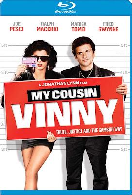 My Cousin Vinny [1992] [BD25] [Latino]