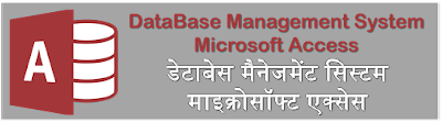 what is dbms / ms access