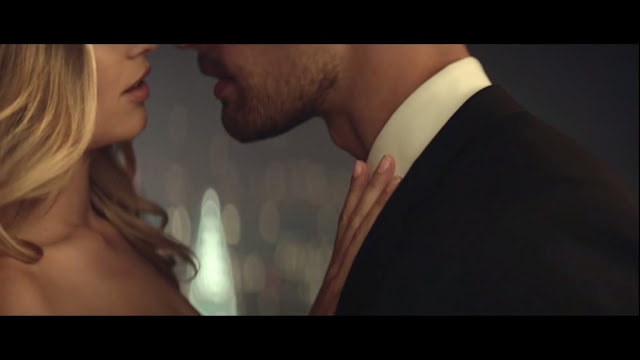 HUGO BOSS THE SCENT featuring Theo James & Anna Ewers - FOR HER