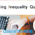 Reasoning Inequality Questions for IBPS PO Prelims | Quiz Id- 7654656
