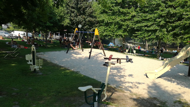 Parque Infantil Praia Loureira