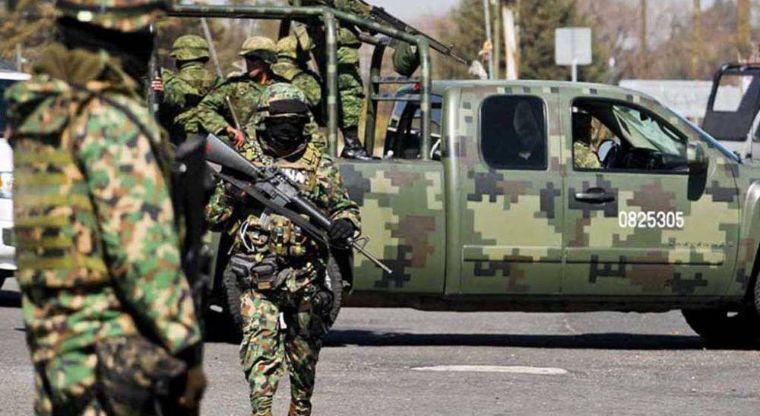 Enfrentamiento en Nuevo Laredo, liberan a 22 secuestrados
