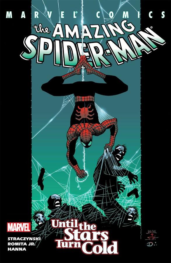 amazing spider man j michael straczynski