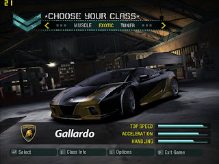 Need For Speed Carbon (PS2) 2006
