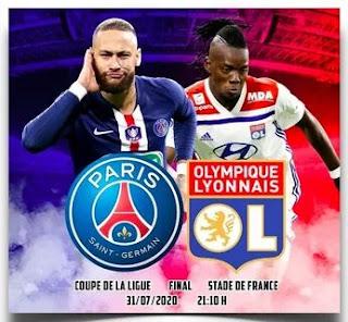 «ПСЖ» — «Лион»: прогноз на матч, где будет трансляция смотреть онлайн в 22:10 МСК. 31.07.2020г.