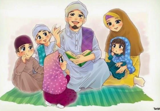 panduan mendidik anak menurut islam