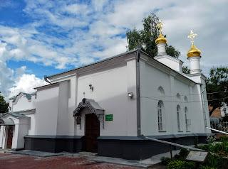 Белая Церковь. Никольская церковь. Памятник архитектуры национального значения
