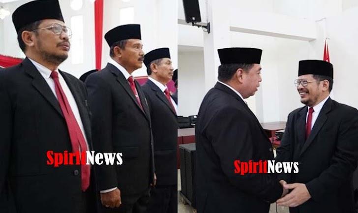 Gubernur Sulsel, Mutasi 15 Pejabat Mulai Dari Staf Ahli Termasuk Kepala BPBD
