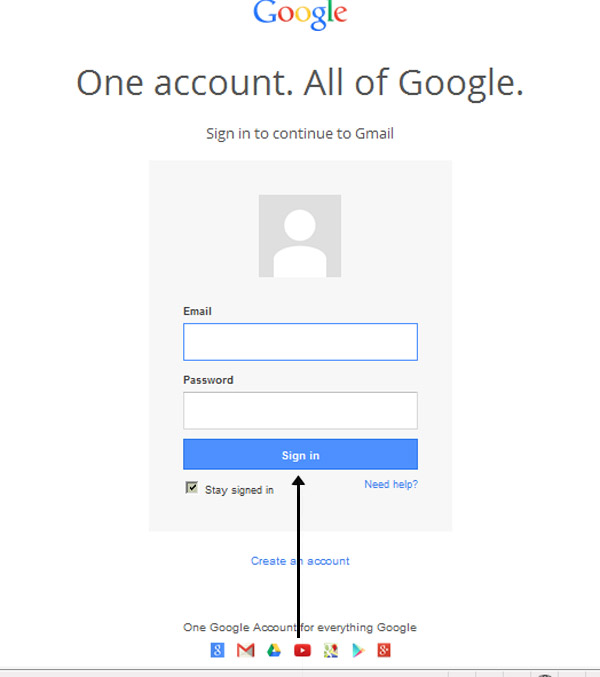 DailySial: How To Creat New Gmail Account