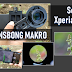 Memotret Objek Makro Dengan Sony Xperia Z5 dan Lensbong Makro