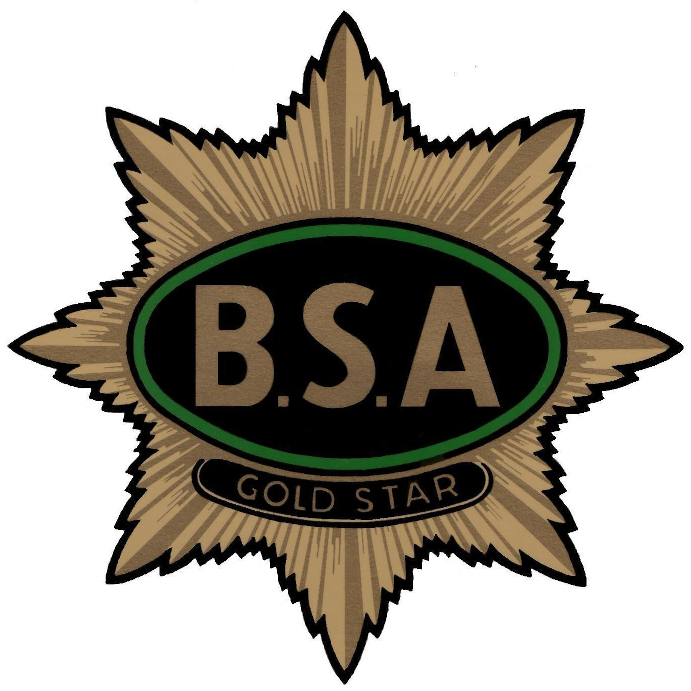 Antique Motorcycles: History of BSA Motorcycle