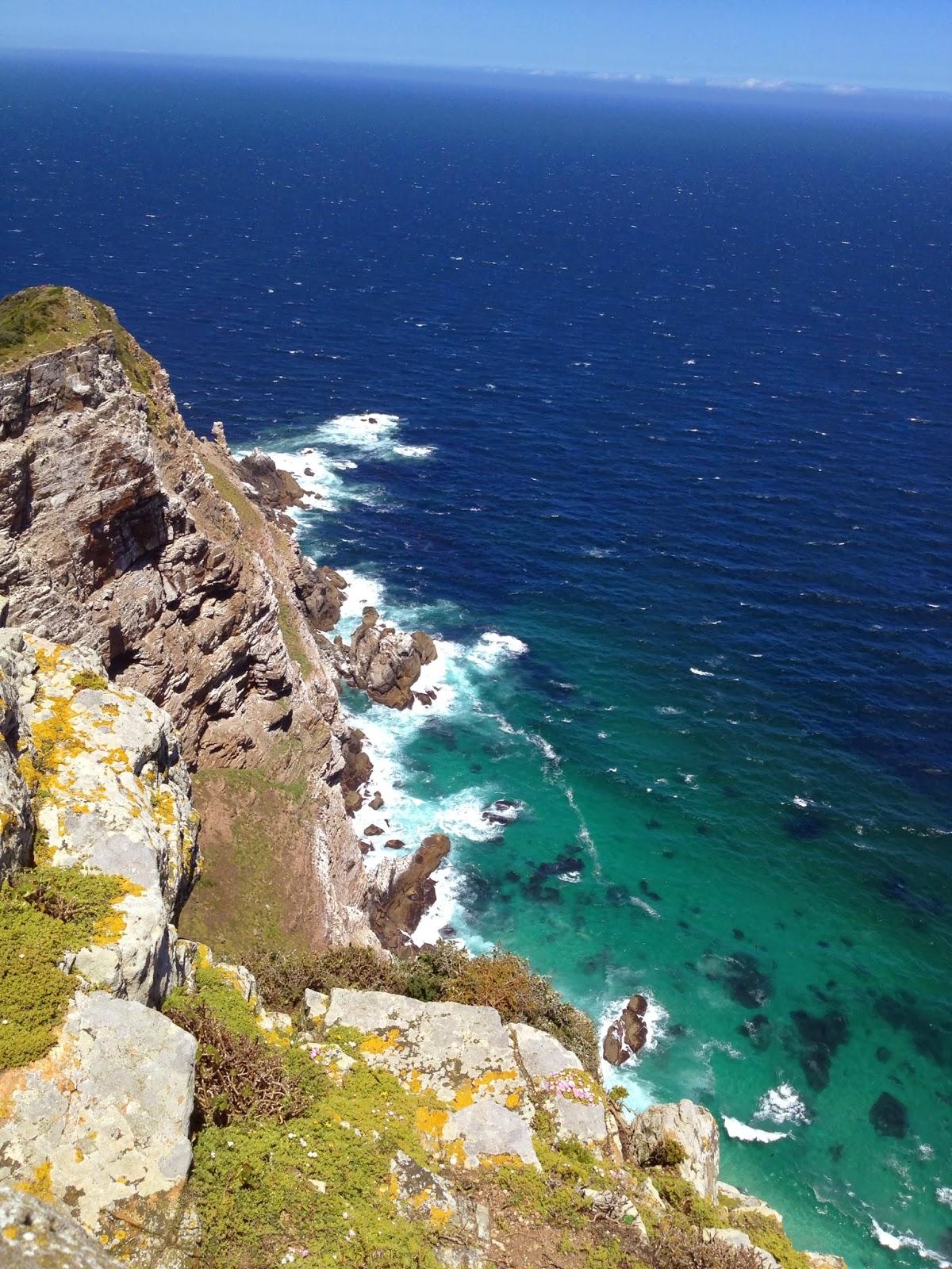 Cape Point Tour - View at Cape Point