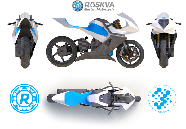 roskva-electric bike