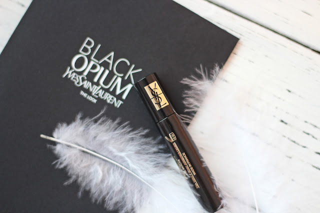 Black Opium Look Yves Saint Laurent/www.gronskaya.com