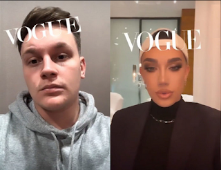 Vogue challenge | How to get the vogue filter on Instagram