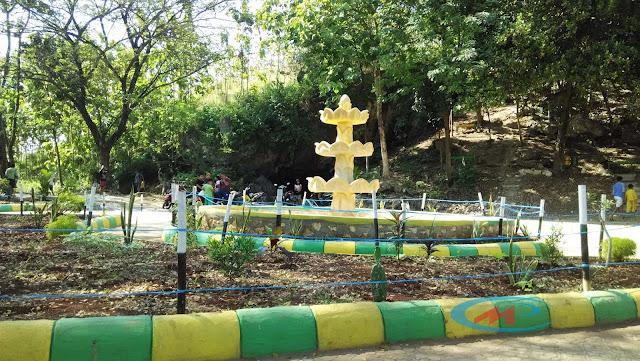 Taman Gua Pancur - Makin Diminati Warga Sekitar