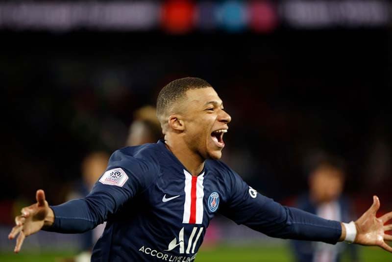 klub besar yang belum pernah juara liga champions - Paris Saint-Germain