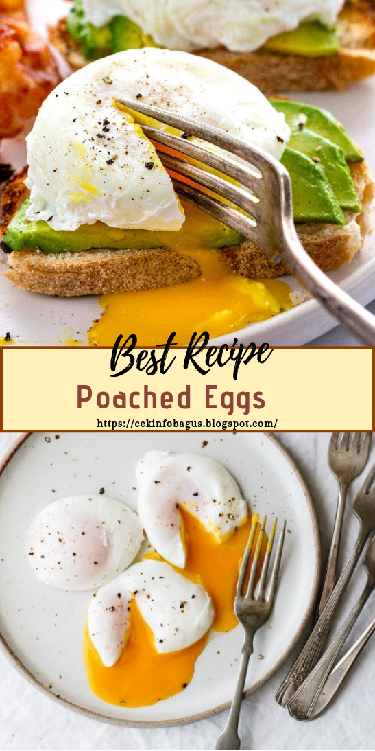 Poached Eggs #healthyfood #dietketo #breakfast #food