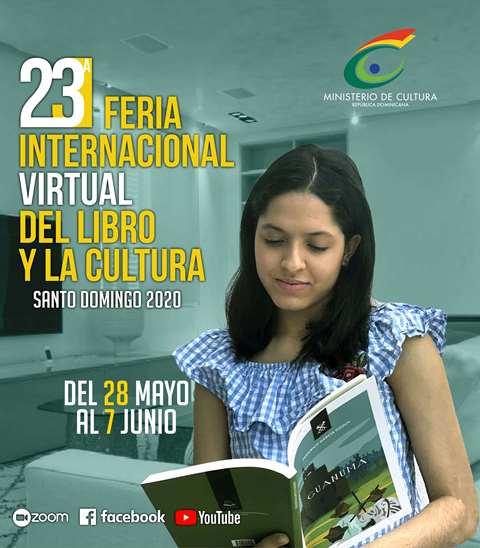 """Con la tertulia """"Literatura y startups: una mirada al futuro"""" arranca el jueves la 23ª. Feria Internacional Virtual del Libro y la Cultura 2020"""