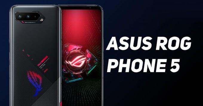 Sorteio de um Asus ROG Phone 5