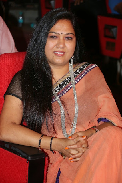 Hema Aunty Latest Saree Photos