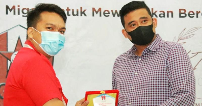 GMNI Sumut Dorong Ekonomi Berdikari Melalui Migas, Walikota Medan Beri Apresiasi