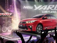 Harga & Kredit Mobil Toyota Yaris di Jakarta
