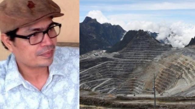 Inalum Kuasai 51 Persen Saham Freeport, Faizal Assegaf: Prestasi JKW Bikin Cikeas Tertunduk Malu
