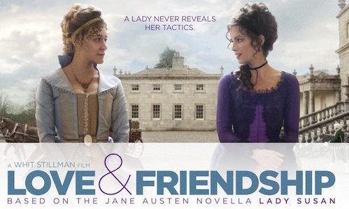 Foto dan Video Love & Friendship Movie