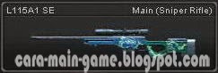Senjata Point Blank L115A1 SE