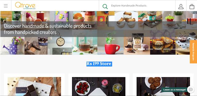 The World Of Curated & Handmade Products