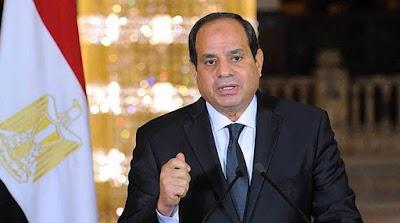 السيسي يكلف رئيس الوزراء بتشكيل لجنة للوقوف على أسباب حادث قطار طوخ