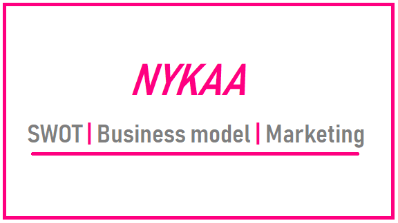 Nykaa swot analysis