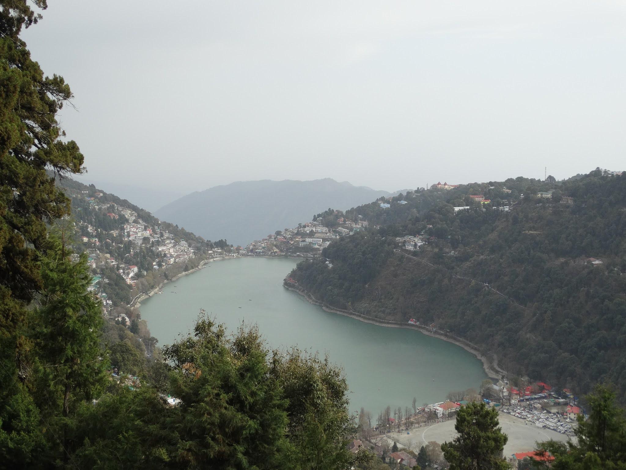 nainital - lake city of uttarakhand