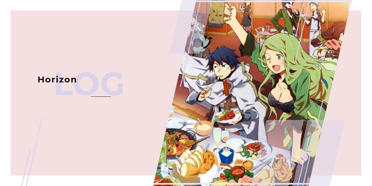 3 - Animes com Elfos
