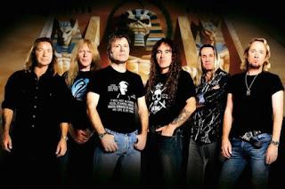 Photo des membres de Iron Maiden