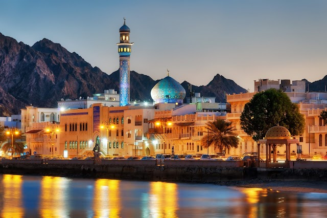 Get your Oman Visit Visa in advance