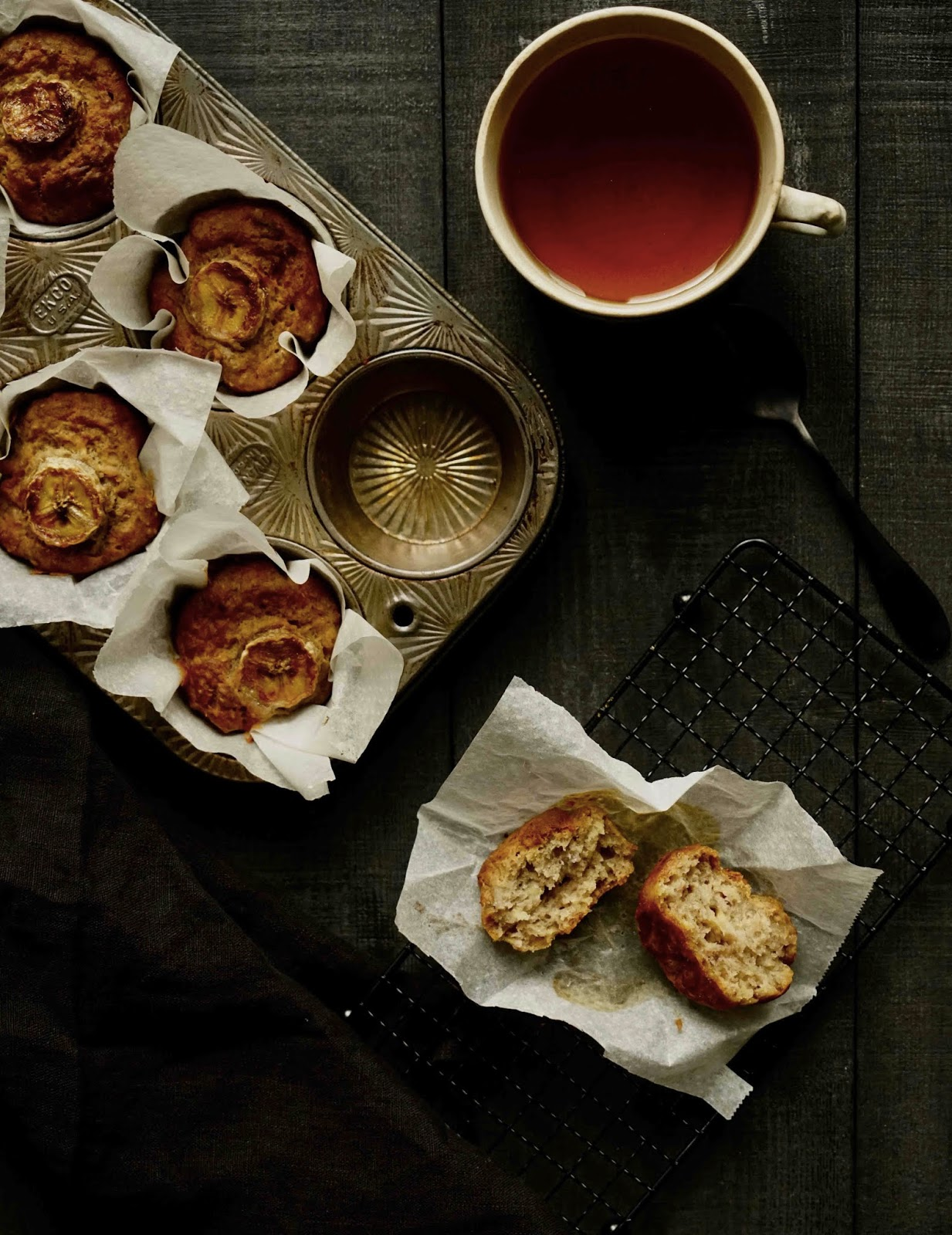 muffins veggan , sans lactose