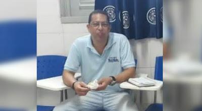 Jacobina-BA: Professor morre após sofrer infarto em colégio estadual.