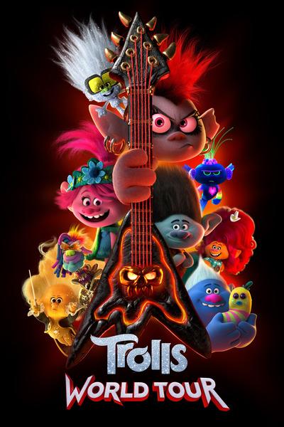 Download Trolls World Tour 2020 English 720p HDCAM 850MB Full Movie