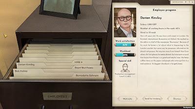 Coffee Noir Business Detective Game Screenshot 17