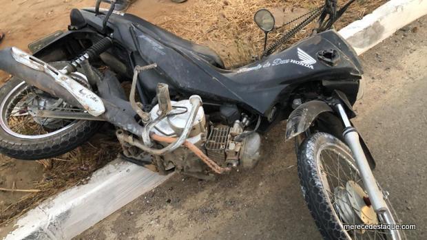 Grave acidente é registrado na PE-160, em Santa Cruz do Capibaribe