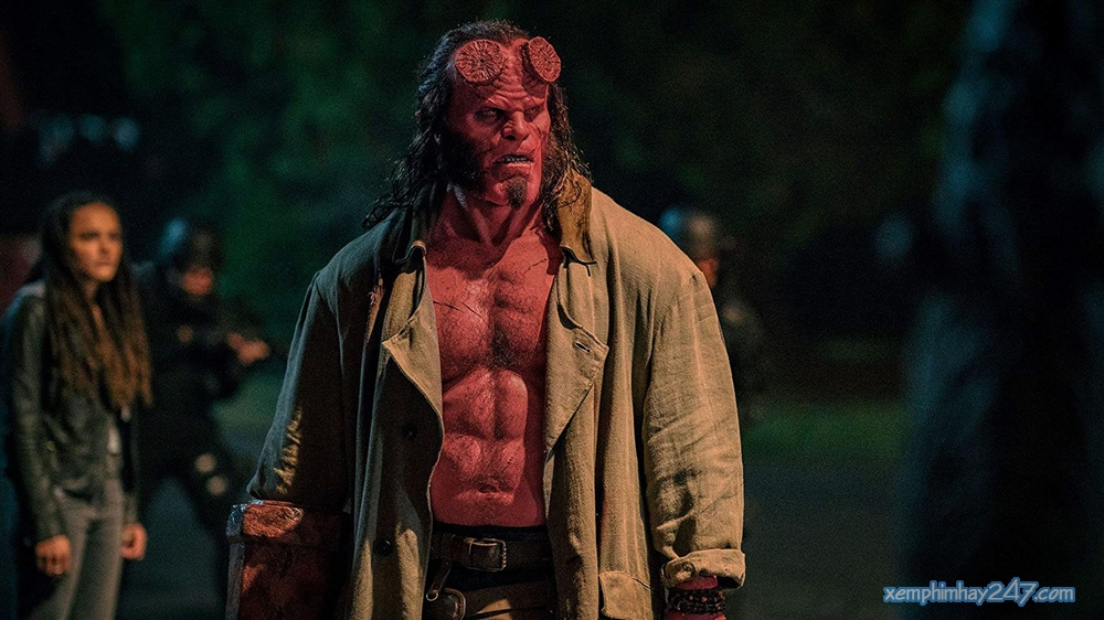 http://xemphimhay247.com - Xem phim hay 247 - Quỷ Đỏ 3 (2019) - Hellboy 3 (2019)