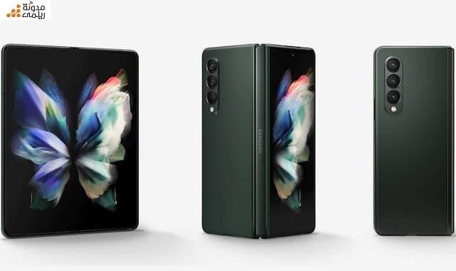 سعر ومواصفات Samsung Galaxy Z Fold 3: مميزات وعيوب سامسونج فولد 3