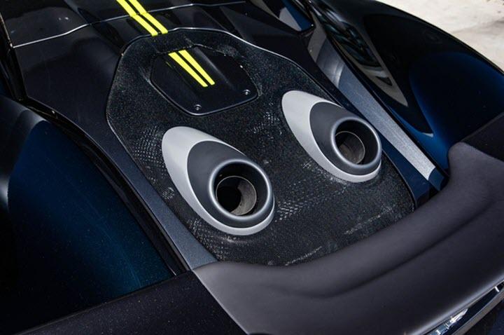 McLaren 600LT Spider Segestria Borealis - 'Nhện độc' giới hạn 12 chiếc