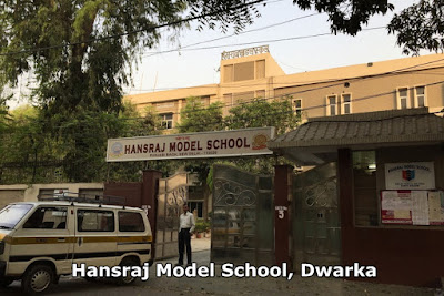 Hansraj Model School, Dwarka