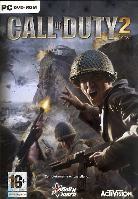 Descargar Call of Duty 2 [PC] [Full] [1-Link] [ISO] [Español] Gratis [MEGA-MediaFire]