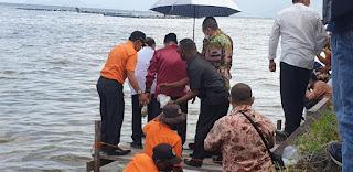 Menteri Suharso : Jaga Ekosistem Danau Maninjau